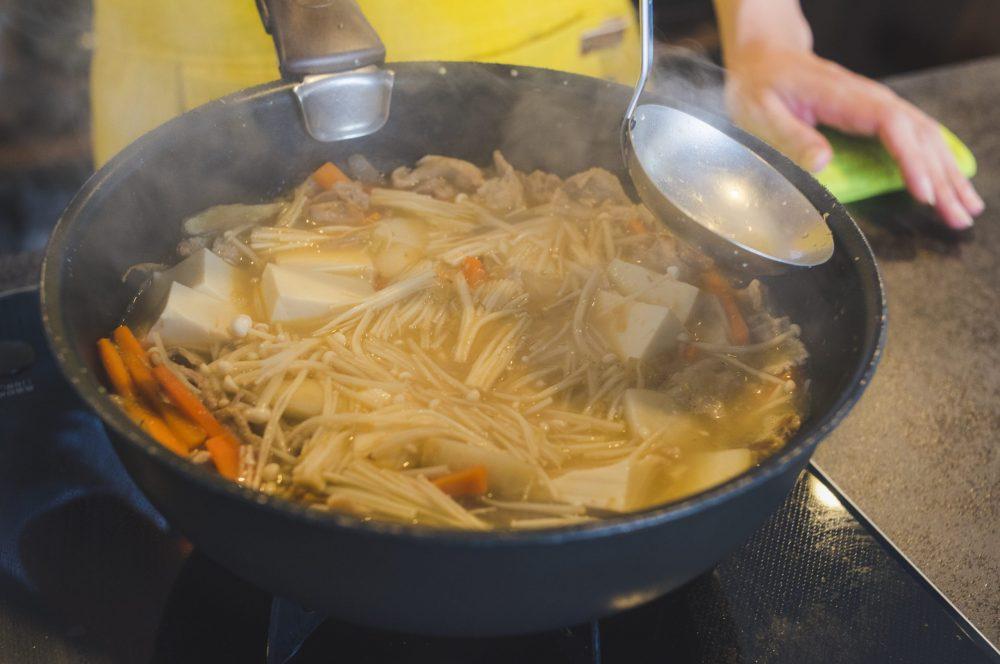 BOYS AND MEN ボイメン 小林豊 ゆたクッキング CanCam 和食 豚汁