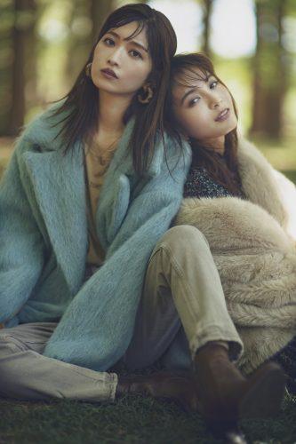 【防寒】シャギーコート&ファーコート
