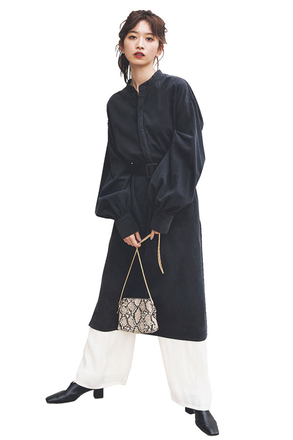 テーマ別に徹底比較♡ 4キャラ別 「○○がテーマの日」私はこう着る!『Q.ワンピを着るなら?』