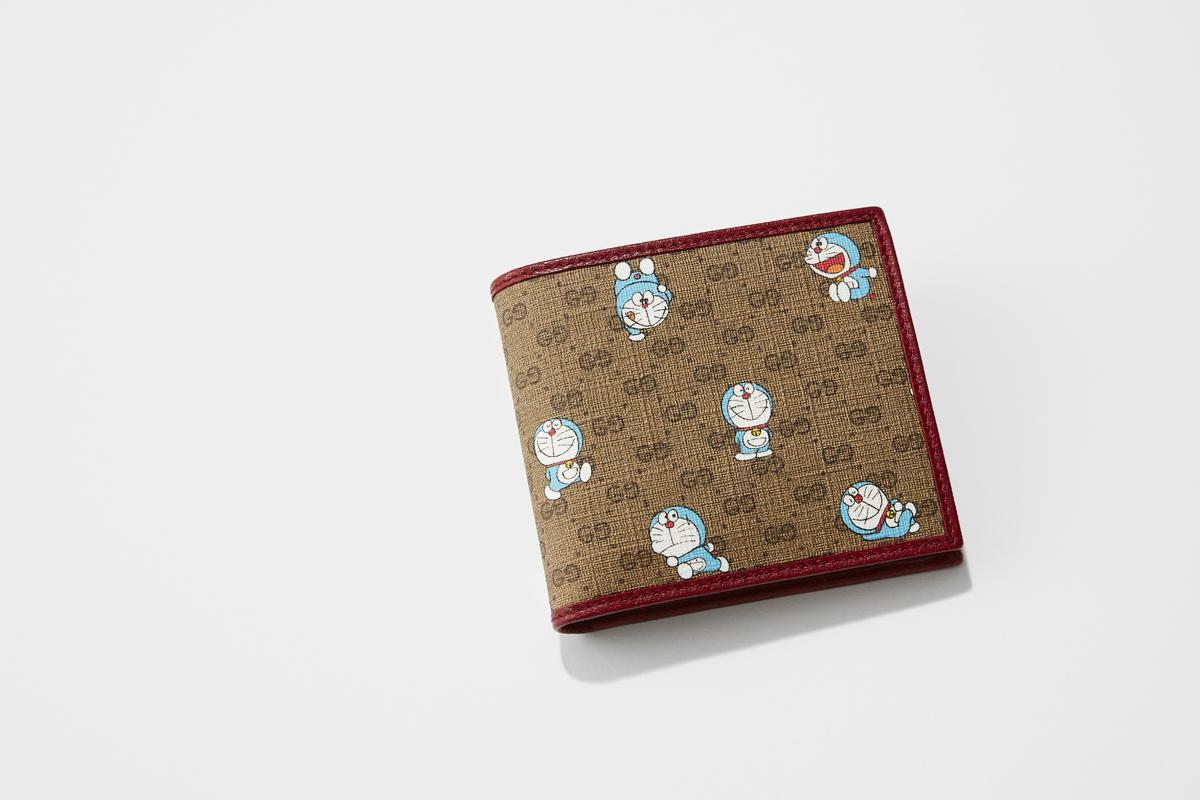 ドラえもん 財布 gucci 【GUCCI】が「ドラえもん」とコラボ、全世界展開へ! どれが欲しい?