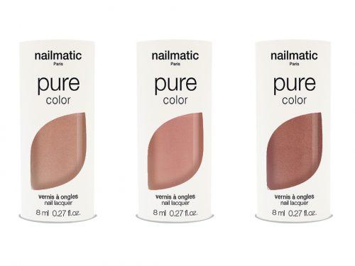 nailmatic(ネイルマティック)| NM ピュアカラー3色