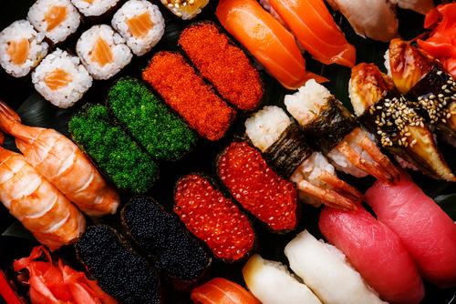 よく食べる寿司ネタ