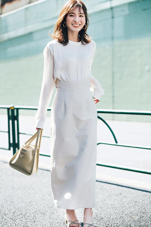 Q.たくさん着回せる服しか買いたくないんです!『A.アイディア満載のマルチwayが使える!』