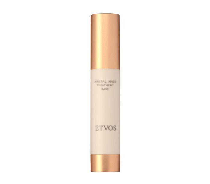 10位【ETVOS(エトヴォス)】ミネラルインナートリートメントベース クリアベージュ 25mL 4,950円(税込)