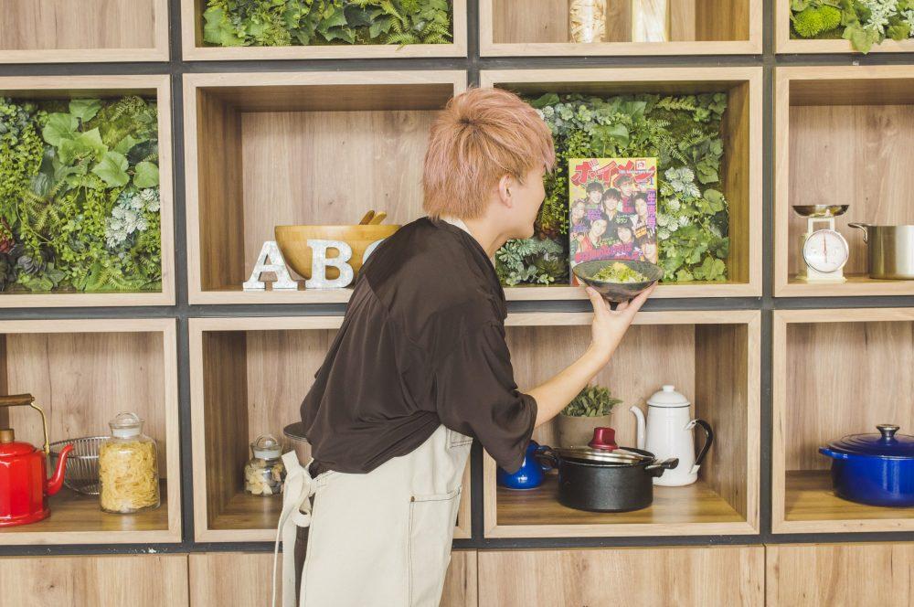 BOYS AND MEN ボイメン 小林豊 ゆたクッキング CanCam 和食 おまけ まかない飯 即興レシピ