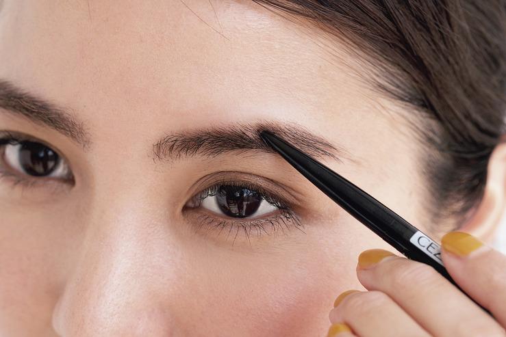 しっかり眉さんのナチュラル美人眉の作り方