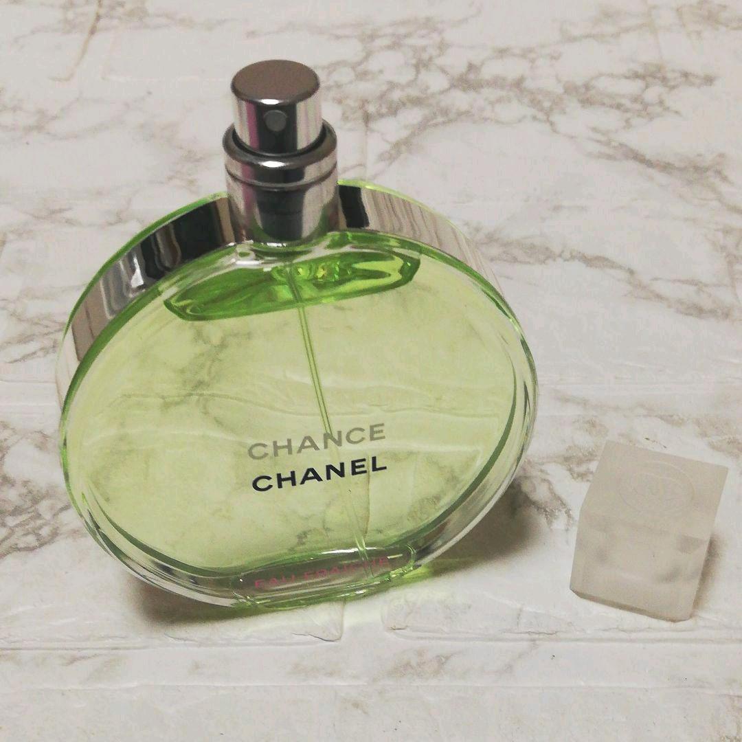 シャネルのチャンスの香水