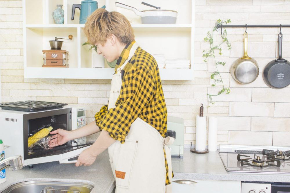 BOYS AND MEN ボイメン 小林豊 ゆたクッキング CanCam  料理男子 コーンスープ とうもろこし