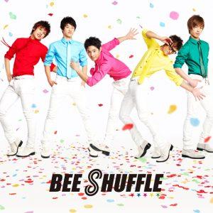 レスリー・キーがCDジャケットを撮影!崖っぷちアイドル「BEE SHUFFLE」来年メジャーデビュー
