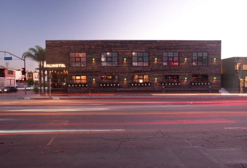 Priv.Spoons Club,Palihotel Melrose,L.A