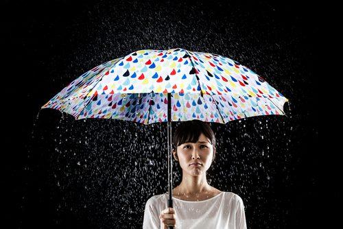 梅雨対策,ヘアケア